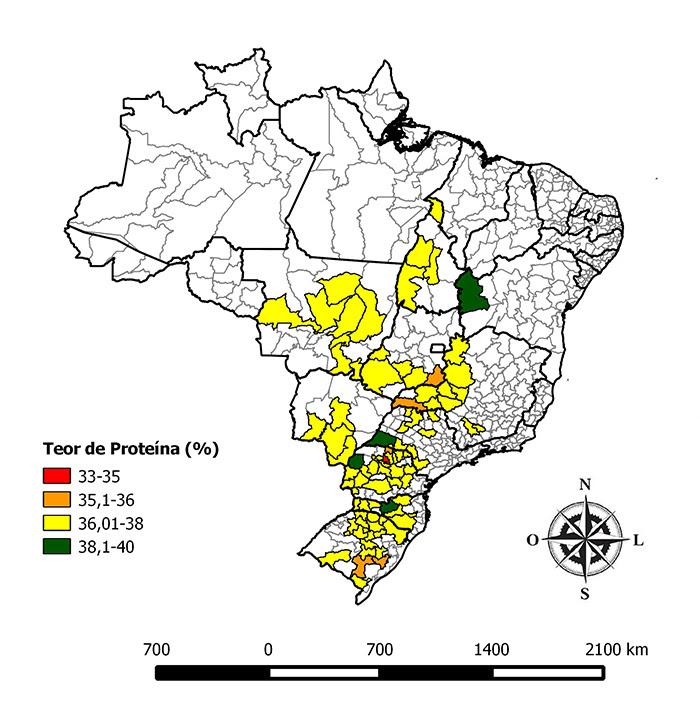 brasil embrapa soja
