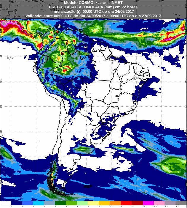chuvas início plantio safra 2017/18
