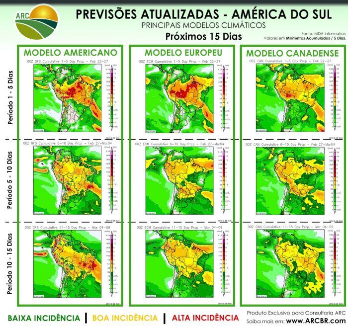 Mapas AGR