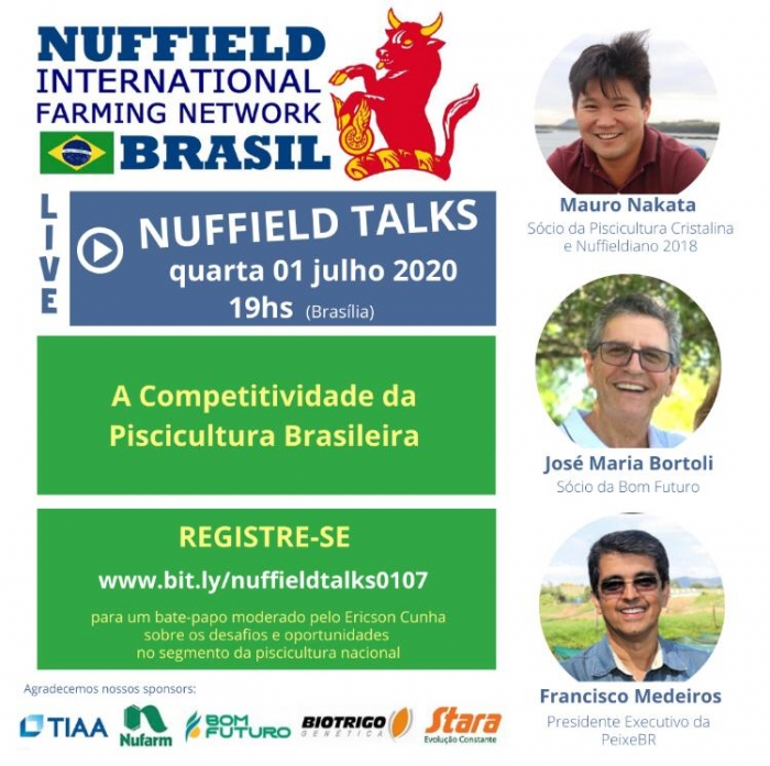 nuffield talks