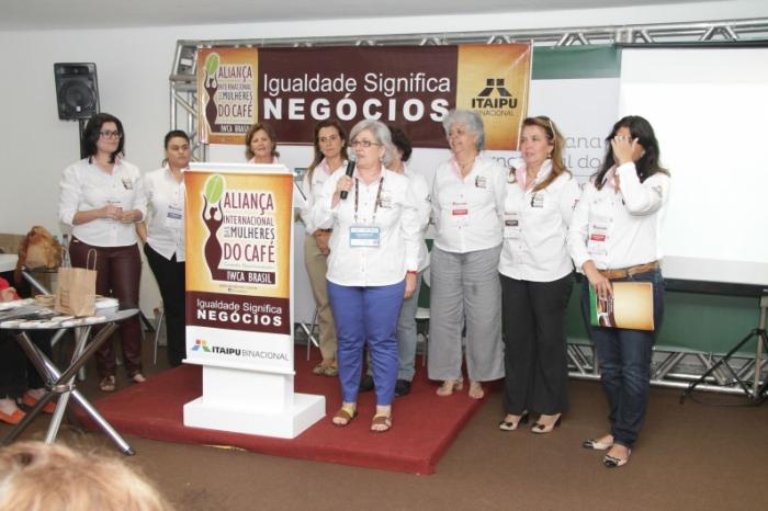 Mulheres da IWCA estão presentes em todas as regiões produtoras do Brasil (Foto: Divulgação/IWCA)