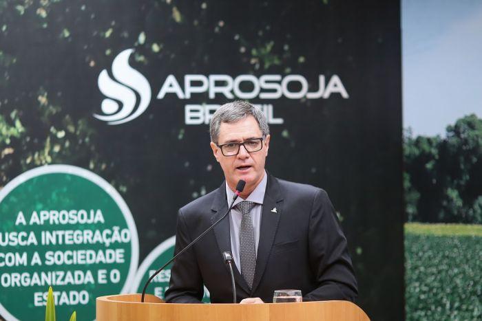 Marcos da Rosa - Presidente da Aprosoja Brasil - Crédito: Aprosoja Brasil